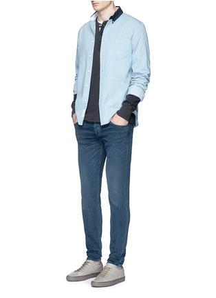 Figure View - Click To Enlarge - rag & bone - 'Yokohama' washed cotton shirt