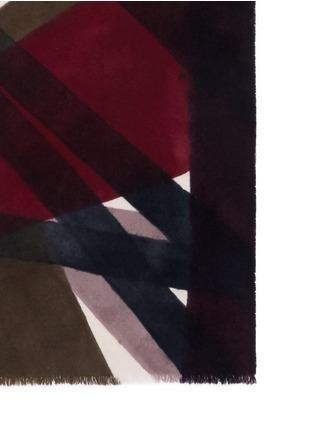 Detail View - Click To Enlarge - FRANCO FERRARI - x Laboratorio Luparia 'Monferrato' print cashmere scarf