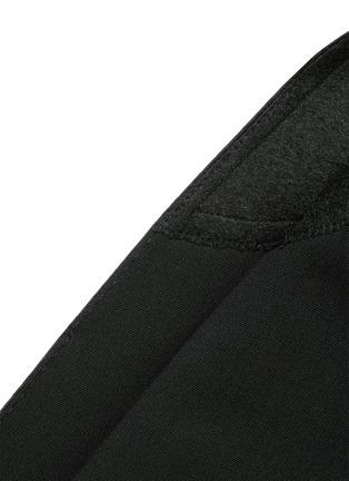 - SAINT LAURENT - Satin shawl lapel wool tuxedo suit