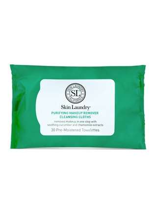 Main View - Click To Enlarge - Skin Laundry - Purifying Makeup Remover Cleansing Cloths