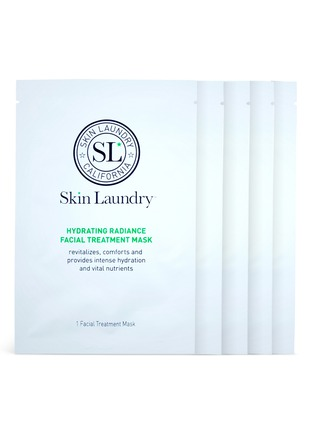 Main View - Click To Enlarge - SKIN LAUNDRY - Hydrating Radiance Facial Treatment Masks 5-piece pack