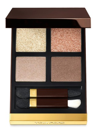Main View - Click To Enlarge - TOM FORD BEAUTY - Eye Color Quad − Golden Mink