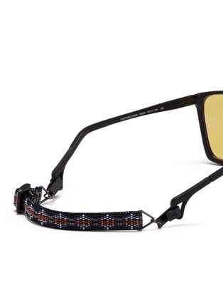 Detail View - Click To Enlarge - District Vision - 'Keichii' low light running sunglasses