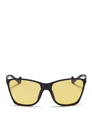Main View - Click To Enlarge - District Vision - 'Keichii' low light running sunglasses
