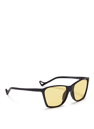 Figure View - Click To Enlarge - District Vision - 'Keichii' low light running sunglasses
