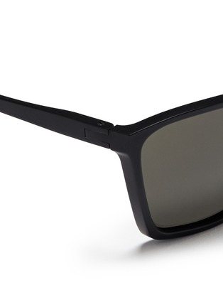 Detail View - Click To Enlarge - District Vision - 'Keichii' square running sunglasses