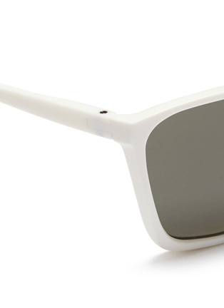 Detail View - Click To Enlarge - District Vision - 'Keiichi' square running sunglasses