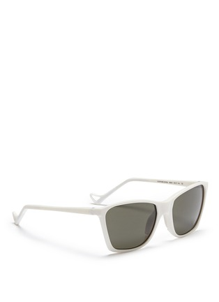 Figure View - Click To Enlarge - District Vision - 'Keiichi' square running sunglasses