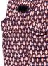 Detail View - Click To Enlarge - Marc Jacobs - Vintage diamond print silk shorts