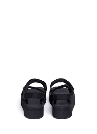 Back View - Click To Enlarge - TEVA - 'Flatform Universal' sandals