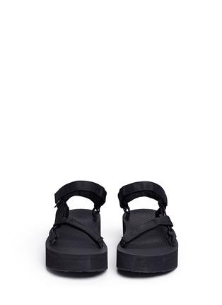 Front View - Click To Enlarge - TEVA - 'Flatform Universal' sandals