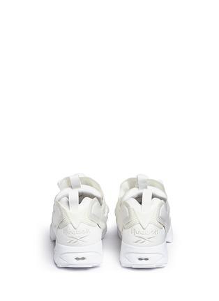 Back View - Click To Enlarge - Reebok - 'InstaPump Fury Gallery' slip-on sneakers