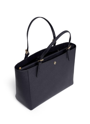 Detail View - Click To Enlarge - Tory Burch - York' leather buckle tote
