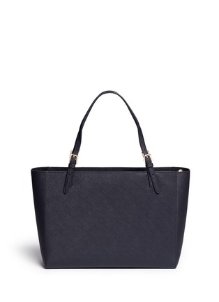 Back View - Click To Enlarge - Tory Burch - York' leather buckle tote
