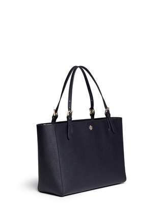 Front View - Click To Enlarge - Tory Burch - York' leather buckle tote