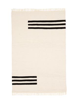 Main View - Click To Enlarge - LAUREN G - Samar medium wool rug