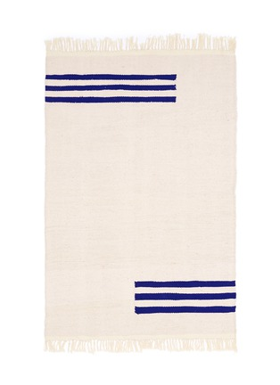 Main View - Click To Enlarge - LAUREN G - Samar small wool rug