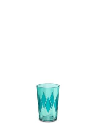 Main View - Click To Enlarge - KHMISSA MOROCCO DESIGN - Diamond tea glass