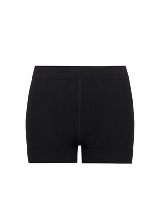 Main View - Click To Enlarge - Alaïa - Dense knit hot pants