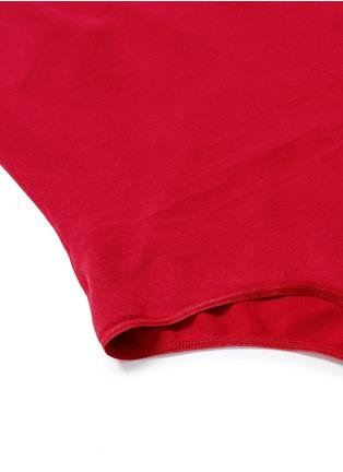 Detail View - Click To Enlarge - Alaïa - Knit bodysuit