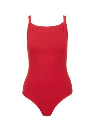 Main View - Click To Enlarge - Alaïa - Knit bodysuit