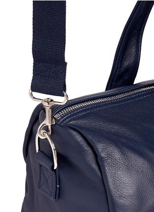 Detail View - Click To Enlarge - MEILLEUR AMI PARIS - 'Bel Ami' leather duffle bag