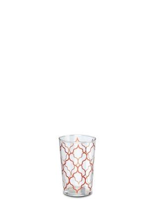 Main View - Click To Enlarge - KHMISSA MOROCCO DESIGN - Parva tea glass