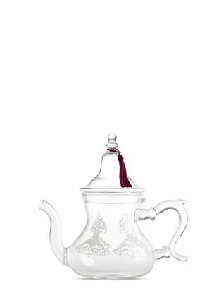 Main View - Click To Enlarge - KHMISSA MOROCCO DESIGN - Berrad teapot