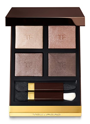 Main View - Click To Enlarge - Tom Ford Beauty - Eye Color Quad − Nude Dip