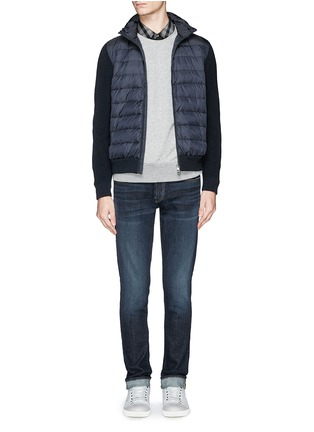 Front View - Click To Enlarge - J Brand - 'Tyler' slim fit jeans