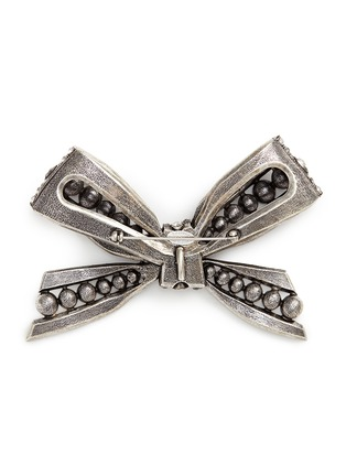 Back View - Click To Enlarge - Lanvin - 'Diane' bow brooch