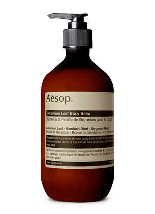 Main View - Click To Enlarge - Aesop - Geranium Leaf Body Balm 500ml