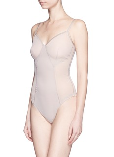Spanx By Sara Blakely 'Haute Contour Nouveau' thong bodysuit