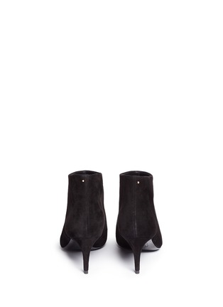 Back View - Click To Enlarge - Stella Luna - Suede ankle boots