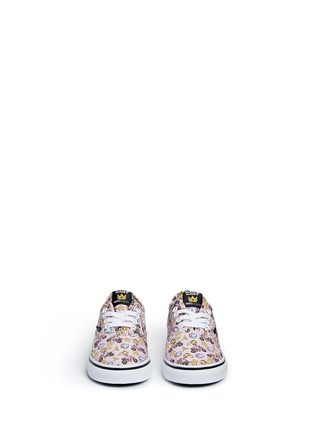 Figure View - Click To Enlarge - Vans - x Nintendo 'Authentic' character print canvas toddler sneakers