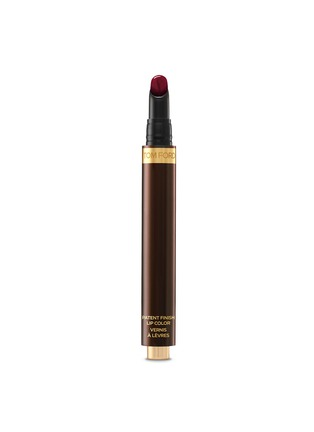Main View - Click To Enlarge - Tom Ford Beauty - Patent Finish Lip Color - Exposed