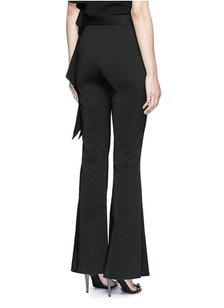 Back View - Click To Enlarge - C/Meo Collective  - ''Intentions' split cuff pants