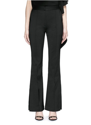 Main View - Click To Enlarge - C/MEO COLLECTIVE - ''Intentions' split cuff pants