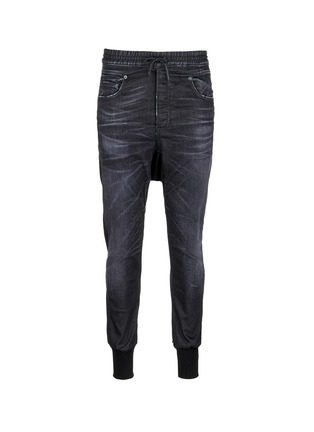 Main View - Click To Enlarge - R13 - 'New Rollins' drop crotch jogging pants