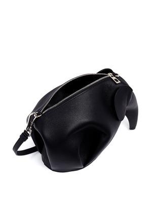 Detail View - Click To Enlarge - Loewe - 'Elephant Minibag' leather shoulder bag