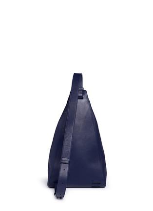 Back View - Click To Enlarge - Loewe - 'Anton' calfskin leather backpack