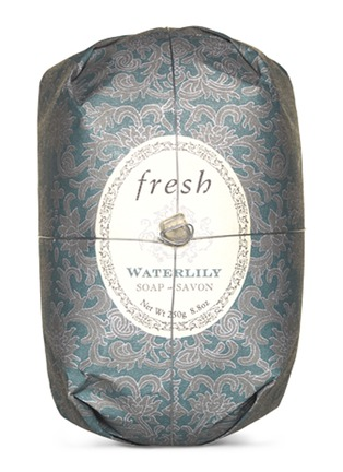 Main View - Click To Enlarge - Fresh - Waterlily Oval Soap
