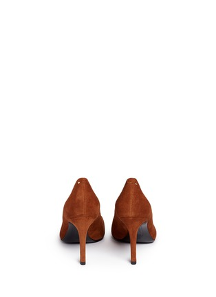 Back View - Click To Enlarge - Stella Luna - Suede pumps