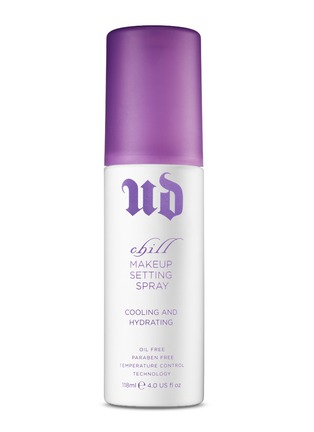 Main View - Click To Enlarge - Urban Decay - Chill Cooling and Hydrating Makeup Setting Spray 120ml
