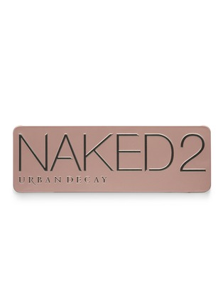 - Urban Decay - Naked2 Eyeshadow Palette