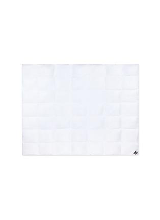 Main View - Click To Enlarge - BRINKHAUS - Chalet goose down Medicott cotton duvet - Queen size