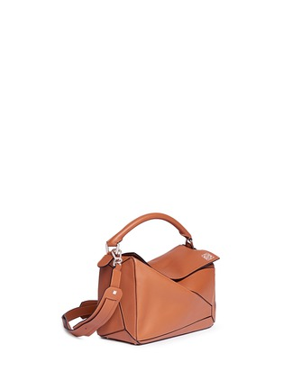 Figure View - Click To Enlarge - Loewe - 'Puzzle' calf leather bag