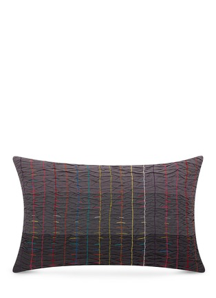 Main View - Click To Enlarge - VIVARAISE - Romane rectangle cushion cover