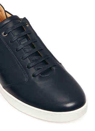 Detail View - Click To Enlarge - Want Les Essentiels Shoes - 'Lennon' leather sneakers