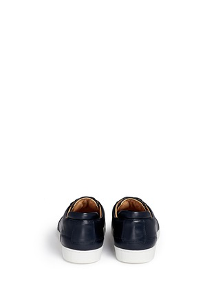 Back View - Click To Enlarge - Want Les Essentiels Shoes - 'Lennon' leather sneakers
